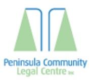 Peninsula Community Legal Centre (PCLC)