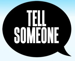 Tell Someone (Integrated Family Violence Executive)
