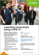 Supporting Young People during COVID