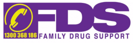 24 hour Family Drug Support Line (FDS)