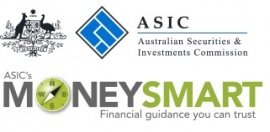 Money Smart resources (ASIC)