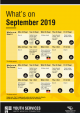 MP School Holiday program                  s July 2019