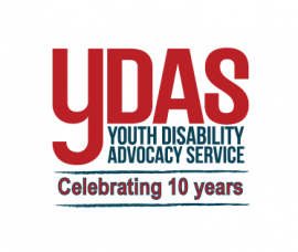 Youth Disability Advocacy Service (YDAS)